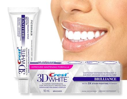Bělící zubní pasta