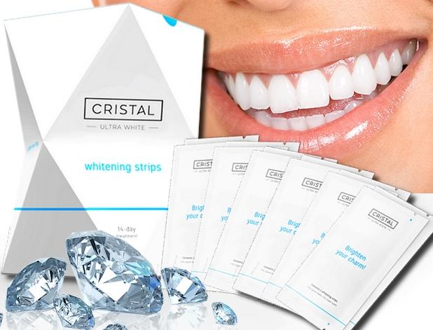 Bělící pásky na zuby