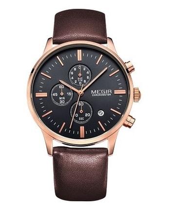 Krasaprozeny.cz - Nový model stylových pánských hodinek MEGIR ... 2d9d58c0631