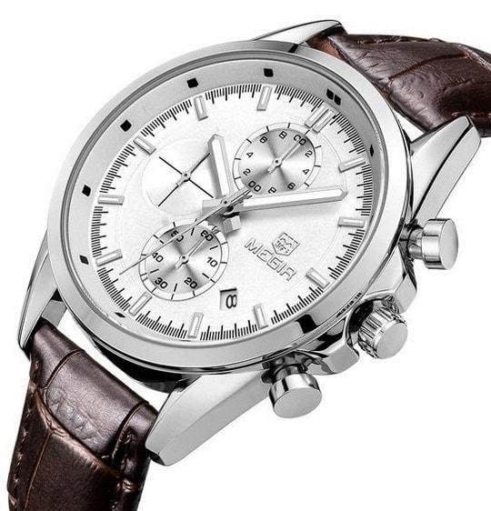 Krasaprozeny.cz - Vysoce elegantní pánské hodinky MEGIR TLR5005 ... fe30518be4
