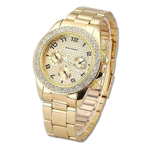 Krasaprozeny.cz - Luxusní hodinky s krystaly Swarovski Elements ... b63ee1a289