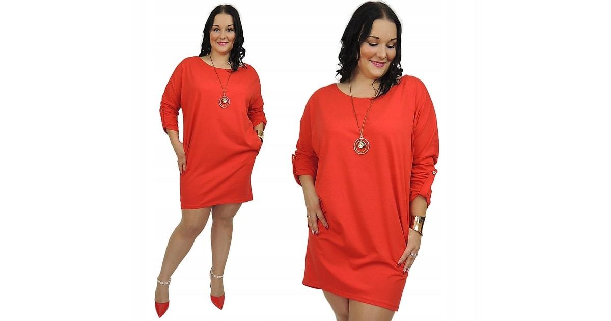 c13e36f48 Krasaprozeny.cz - Krásné dámské šaty - red - Móda XXL - 5XL - DÁMSKÁ MÓDA