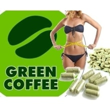 Zelená káva Green Coffee 6000mg
