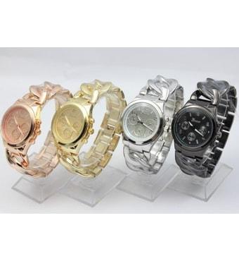 Krasaprozeny.cz - Luxusní dámské hodinky Geneva- výběr 4 barev ... 60a824ee62