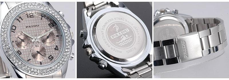 Krasaprozeny.cz - Luxusní hodinky s krystaly Swarovski Elements ... dd92ede2eb